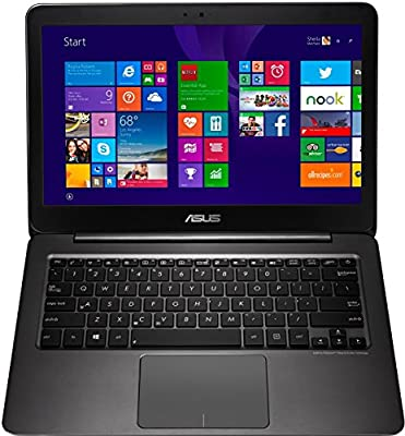 Asus Zenbook 33,8 cm (13,3 Zoll) Notebook (Intel Core i7 5500U, 8GB RAM, 256GB SSD, HD Graphic 5500, Win 10 Home)