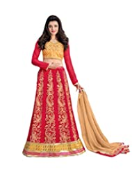 Aarti Saree Trendy Fashionable Green And Beige Straight Suit With Heavy Embroidery Work
