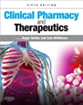 Clinical Pharmacy and Therapeutics (W...