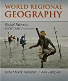 img - for World Regional Geography & LaunchPad 6 month access card book / textbook / text book