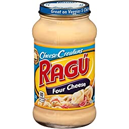 Ragu Cheese Creations 4 Cheese Sauce