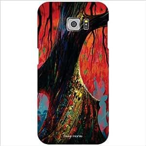 Design Worlds - Samsung Galaxy S6 SM-G920IZKA Designer Back Cover Case - Mu...