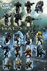 Halo Reach Characters Maxi Poster 61x91.5cm