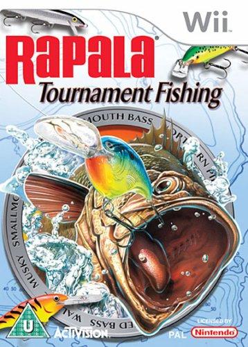 Rapala Tournament Fishing (Wii)