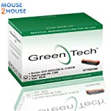 Greentech Remanufactured Brother RTTN241M Magenta Laser Cartridge , TN241M Laser Printer Toner Cartridge For use with Brother DCP-9020CDW, HL-3140CW ,HL-3150CDW ,HL-3170CDW , MFC-9140CDN , MFC-9330CDW ,MFC-9340CDW(Page Yield 1400 pages @ 5% Coverage) (Bl