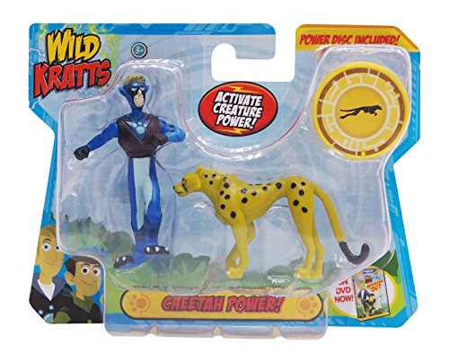 Wild Kratts, Animal Power Set, Cheetah Power