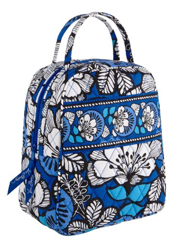 Vera Bradley Lunch Bunch in Very Blue Bayou - 1