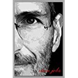 Printelligent Posters Original Quotes Decorative Steve Jobs Poster With Size Of News Paper Size 14 Inch X 26 Inch And Great Designs High Quality Matte Finish 32 Micron Lamination Thick 300 Gsm Imported Paper Multi Colour Digital HD Printing Home And Offic