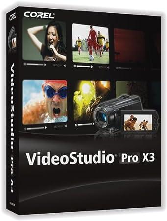 Corel VideoStudio Pro X3 (PC DVD)