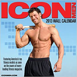Amazon.com: ICON MEN 2013 Wall Calendar (9781935478713): ICON MEN
