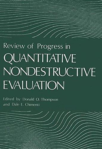 Review of Progress in Quantitative Nondestructive Evaluation: Volume 2A / Volume 2B