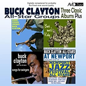 Harry Edison Swings Buck Clayton: Oh How I Hate To Get Up In The Afternoon