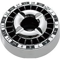 ペンギンライター 煙の出ない灰皿 ノンレット21 卓上用 クロームWP