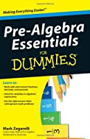 Basic Math And Pre Algebra For Dummies 2nd Edition PDF ...