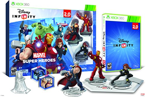 Disney Infinity 2.0 Marvel Super Heroes Starter Pack for Xbox 360 - Standard Edition