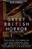 Great British Horror Volume 1 (8 Book Charity Box Set) (English Edition)
