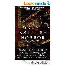 Great British Horror Volume 1 (8 Book Charity Box Set)