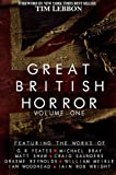 Great British Horror Volume 1 (8 Book Charity Box Set)