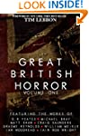 Great British Horror Volume 1 (8 Book...