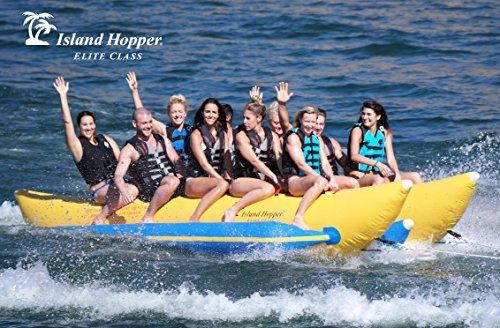 "Island Hopper 10 Passenger ""Heavy Commercial"" Banana-boat"