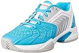 [スリクソン] SRIXON テニスシューズ レディース プロスパイダー アルファグリップ オールコート SRS-250L 142 (ブルー/ホワイト/23.5)