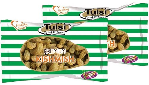 Tulsi Kishmish, Indian, 500g For Rs. 132