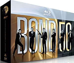Bond 50: Celebrating Five Decades of James Bond [Blu-ray] (Bilingual)