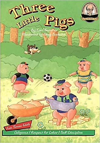 Three Little Pigs Read-Along with CD (Audio) (Another Sommer-Time Story Series)