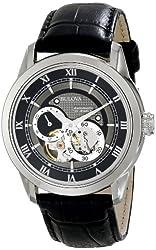 Bulova Men's 96A135 BVA-SERIES 120 Automatic strap Watch
