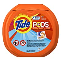 Tide PODS Ocean Mist HE Turbo Laundry Detergent Pacs 57-load Tub
