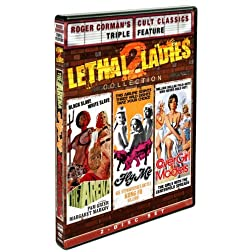 Roger Corman's Cult Classic's Lethal Ladies Collection, Vol. 2 (The Arena, Cover Girl Models, Fly Me)