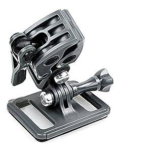 Sportif Support Clip de fixation pour pistolet de pêche/nœud/Gopro Hero 3et 4Caméras d'action (Gris)