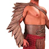 Spartacus Crixus Leather Manica - Officially Licensed from hit STARZ series Spartacus