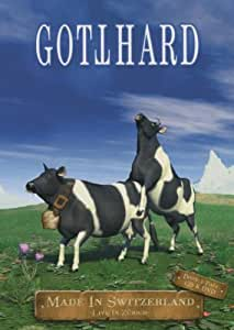 Gotthard : Made In Switzerland - Live In Zürich (inclus 1 CD)