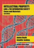 img - for Intellectual Property: Law & the Information Society - Cases & Materials: An Open Casebook: 2nd Edition 2015 (Open Course) book / textbook / text book