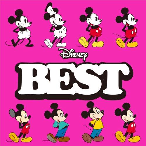 Disney BEST 英語版 (2枚組ALBUM)