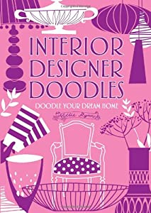 Interior Designer Doodles from Buster Books