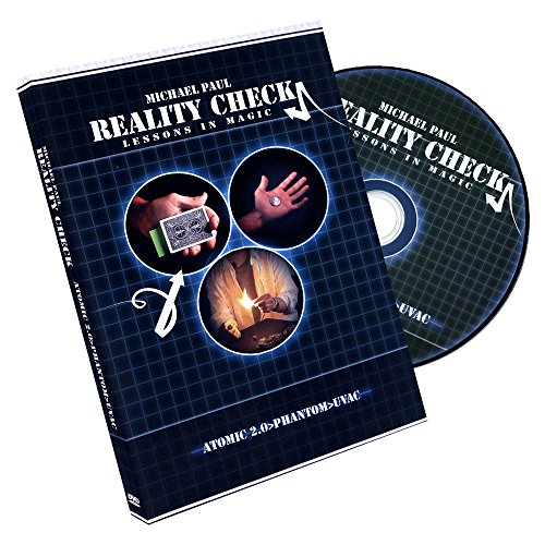 Murphy's Magic Reality Check by Michael Paul DVD