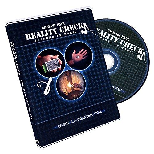Murphy's Magic Reality Check by Michael Paul DVD