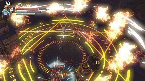 レミロア~少女と異世界と魔導書~ - PS4  ゲーム画面スクリーンショット4