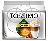 Tassimo Jacobs Krnung Caramel Macchiato, 2er Pack (2 x 8 Portionen) - Auslaufartikel
