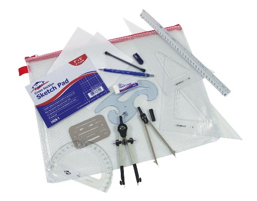 Alvin Architects Drafting Kit (Architect Drawing Tools compare prices)