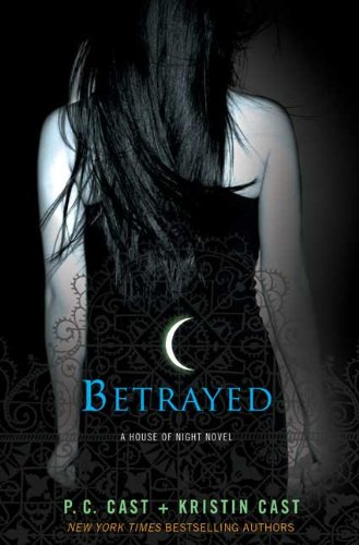 Cover of Betrayed: A House of Night Novel (House of Night Novels)