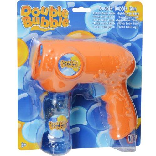 Double Bubble - Pistola de burbujas (HTI VHTI_1394678)