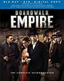 Boardwalk Empire: The Complete Second Season [Blu-ray + DVD + Digital Copy]