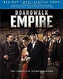 Boardwalk Empire: The Complete Second Season [Blu-ray + DVD + Digital Copy]