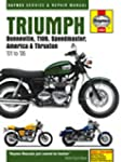 Triumph Bonneville, T110, Speedmaster...