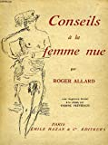 img - for Conseils   la femme nue book / textbook / text book