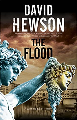 Book Review: David Hewson's The Flood