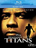 Remember the Titans [Blu-ray + DVD]